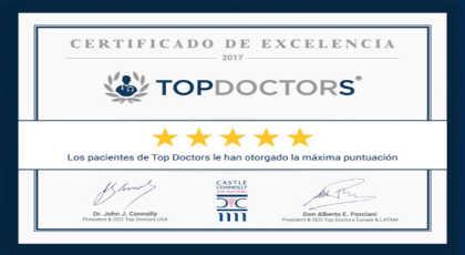 clinica estetica malaga premio topdoctor